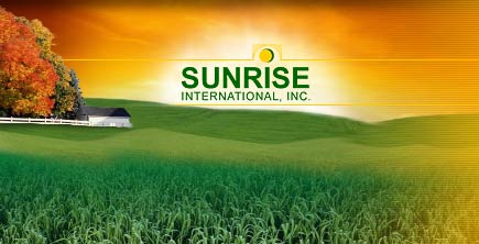 SUNRISE INTERNATIONAL, INC.